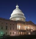 Capitol building in Washington D.C. Photo by Carter Elliot. Aug. 11 2017