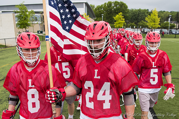 Lynchburg College men's lacrosse team. Fed. 2, 2018. Retrieved from lynchburgsports.com