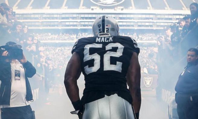 Khalil-Mack story