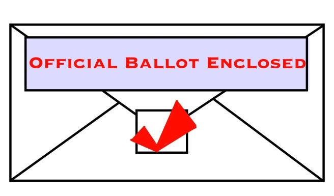 abstentee ballot