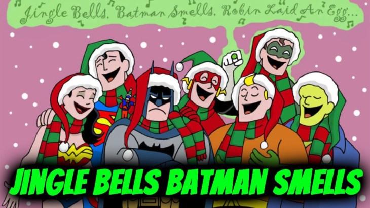 bat man smells