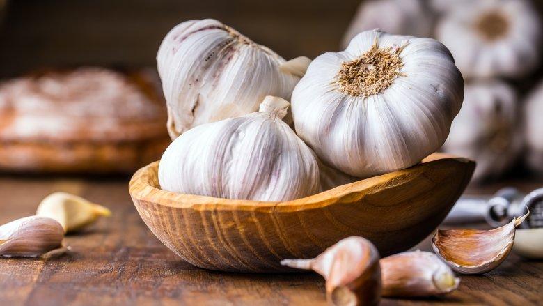 Photo of Garlic.